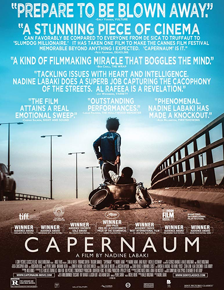 Poster for Capernaum