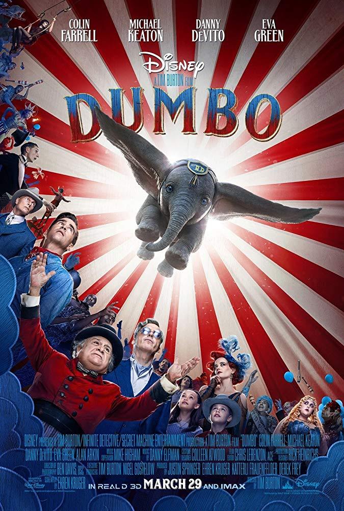 Poster for Dumbo (2019)