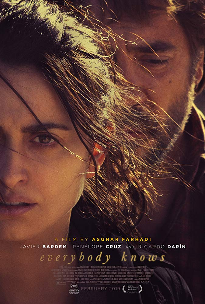 Poster for Everybody Knows