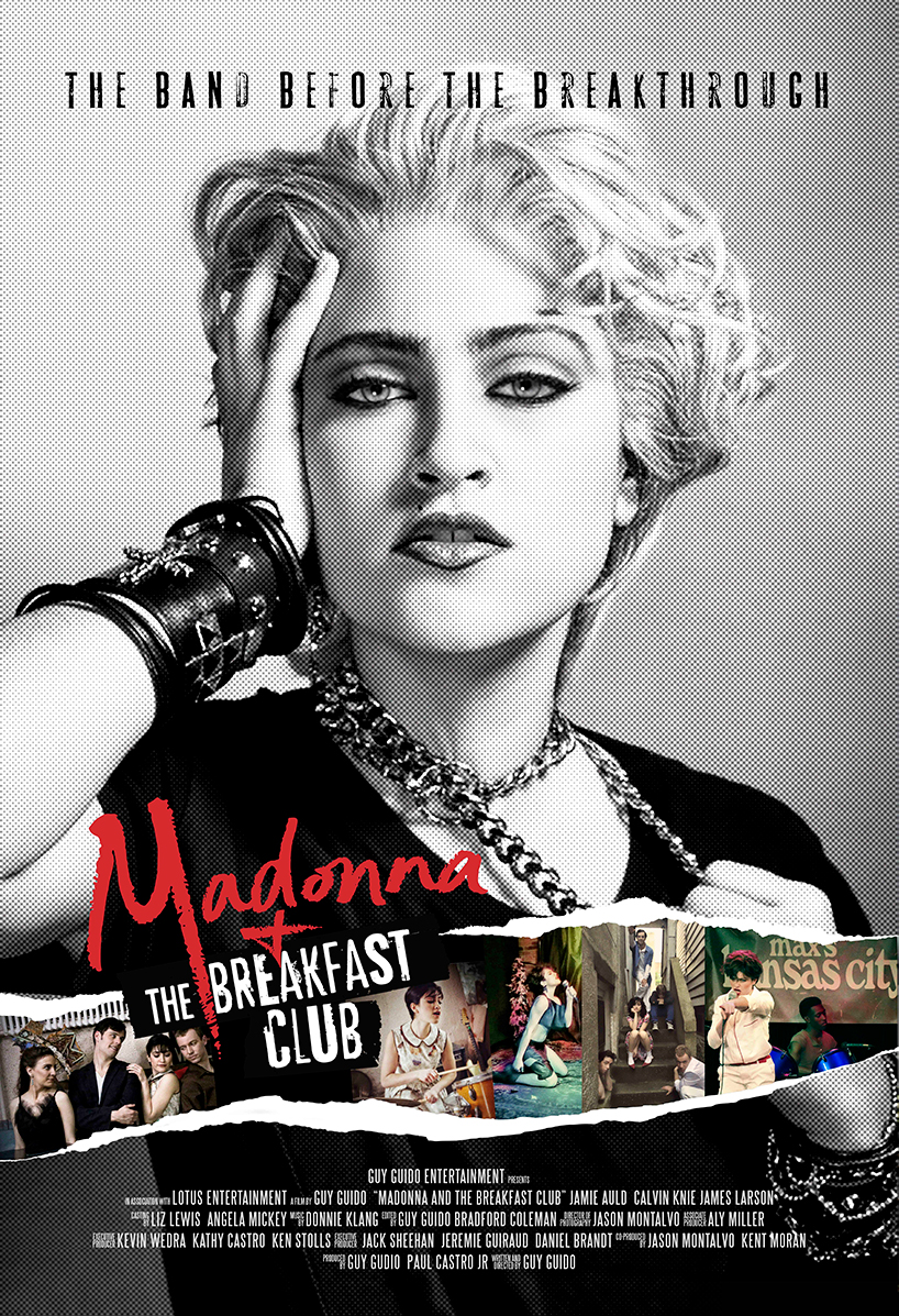 Poster for Madonna and the Breakfast Club