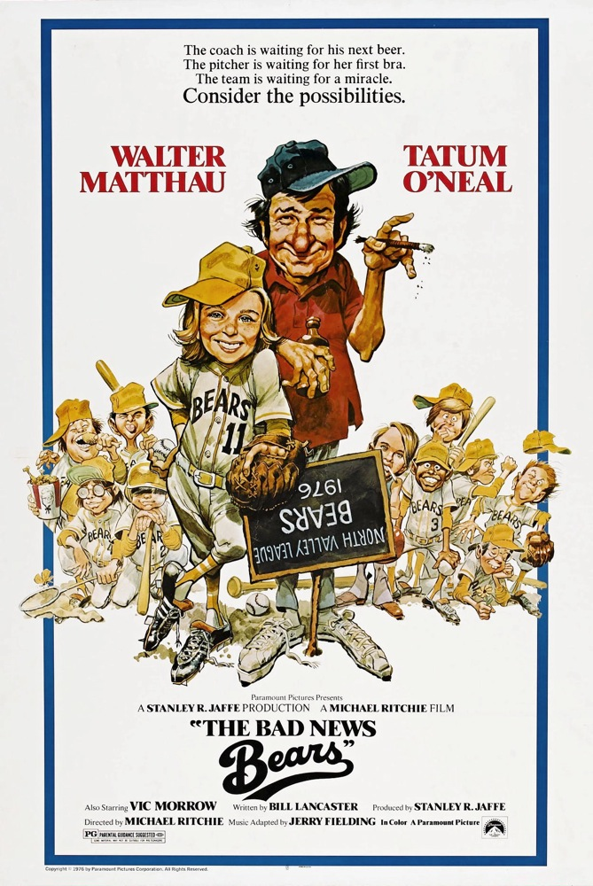 Poster for The Bad News Bears