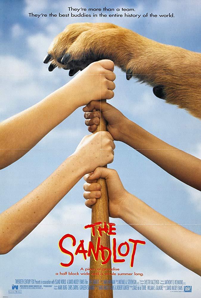 Poster for The Sandlot