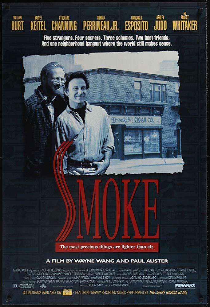 Poster for Smoke