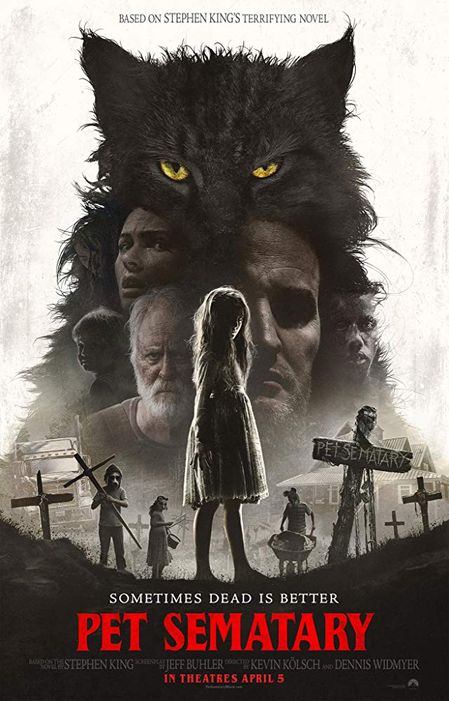 Poster for Pet Sematary (2019)