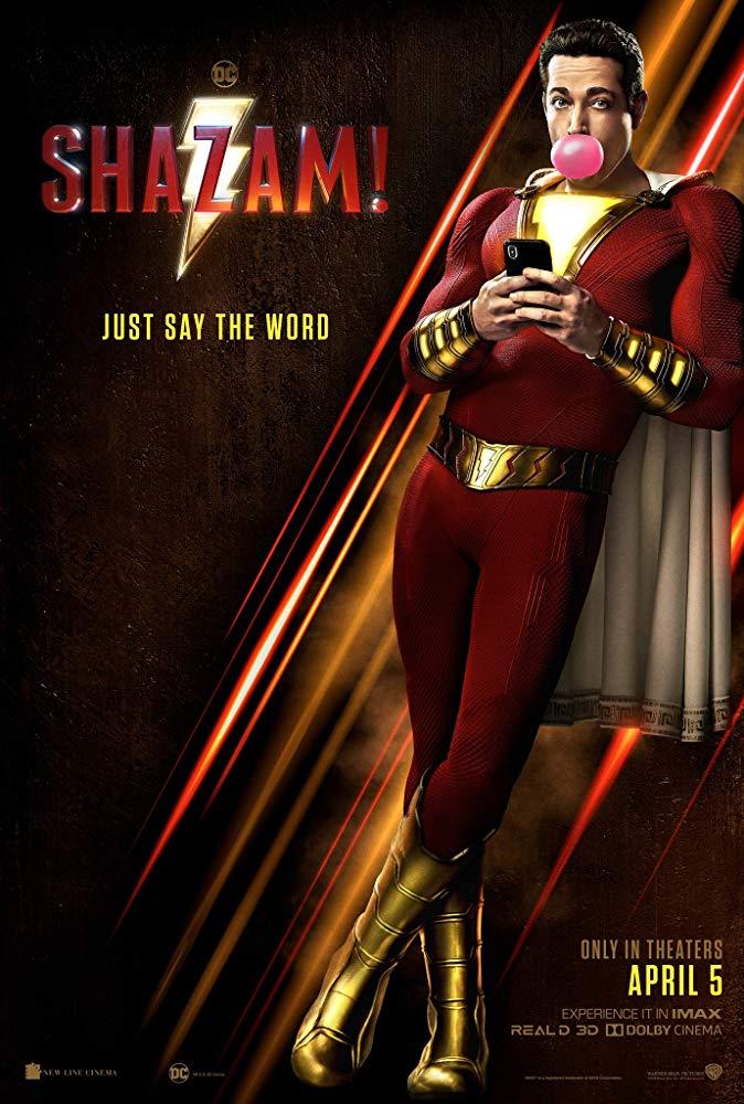 Poster for Shazam!