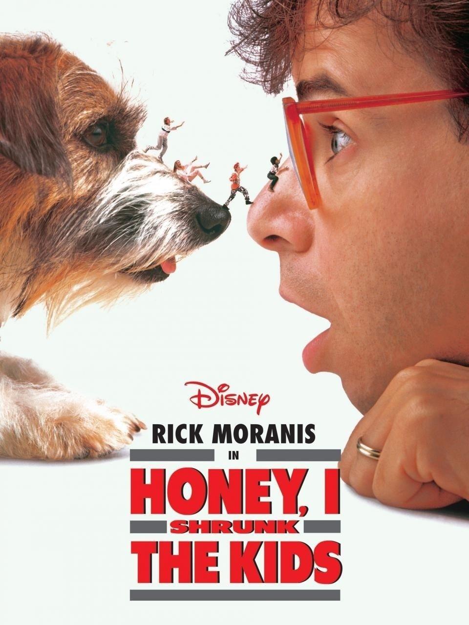 Poster for Honey, I Shrunk the Kids
