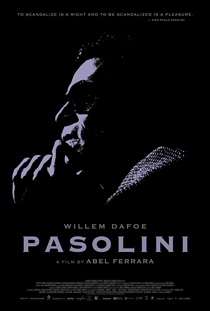 Poster for Pasolini