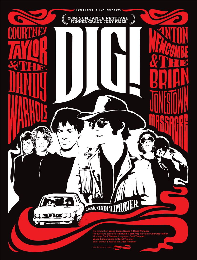 Poster for Dig!