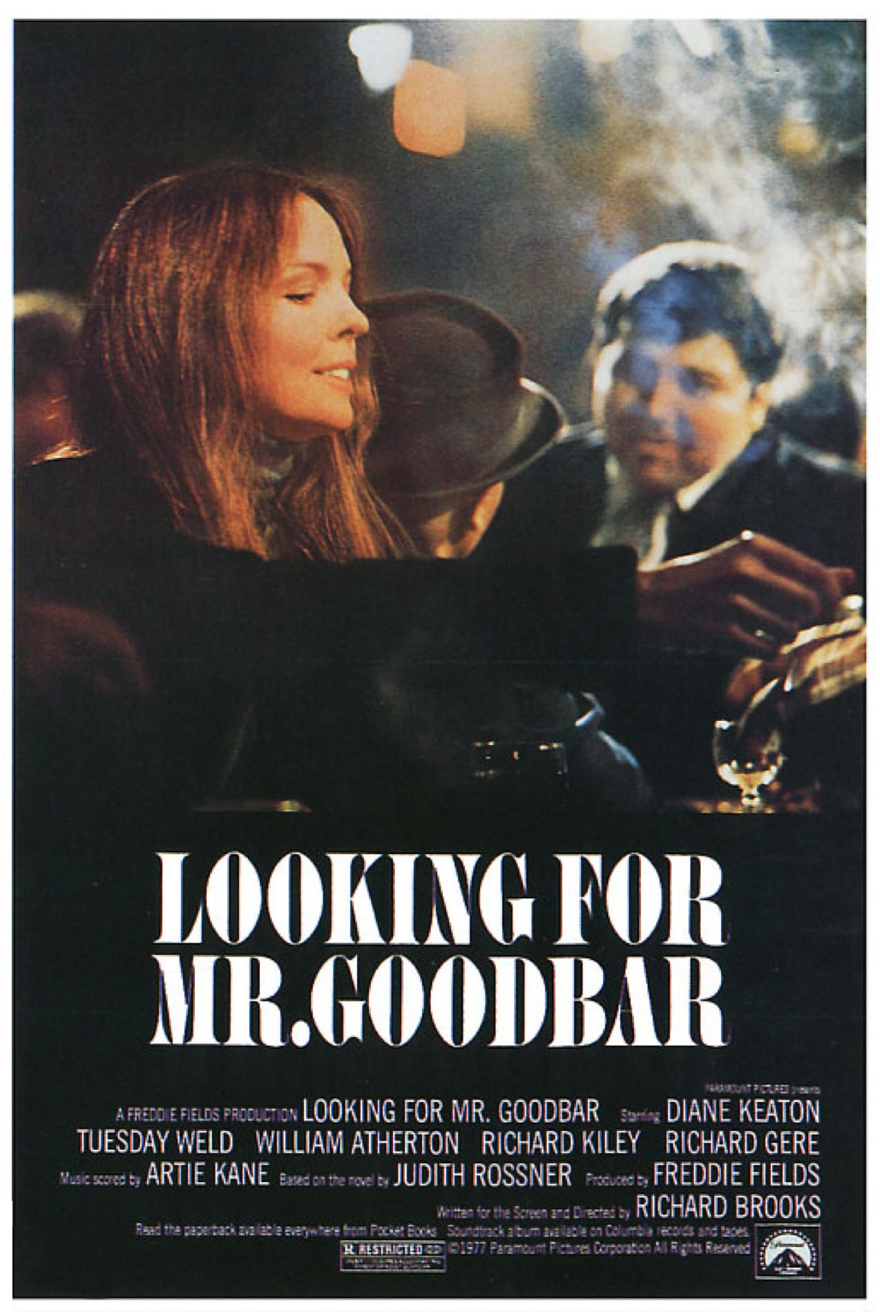 Poster for Looking For Mr. Goodbar