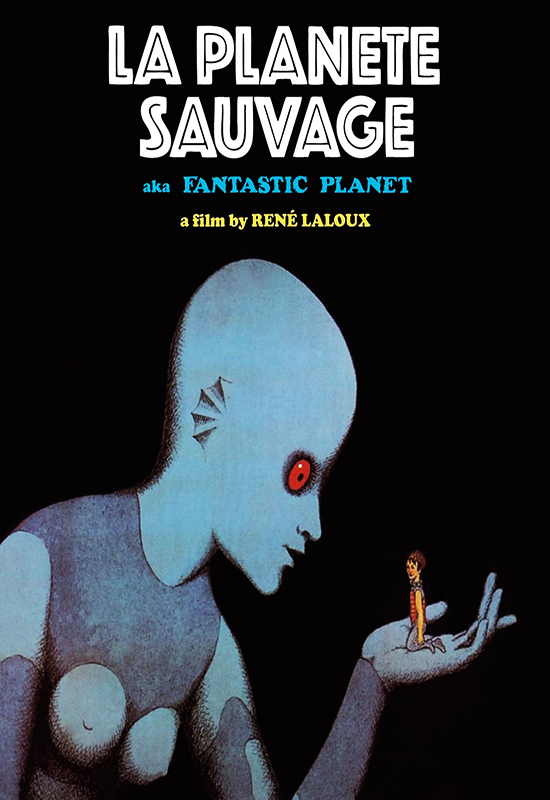 Poster for Fantastic Planet