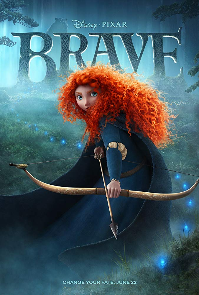 Poster for Brave