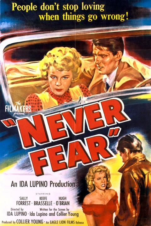 Poster for Never Fear