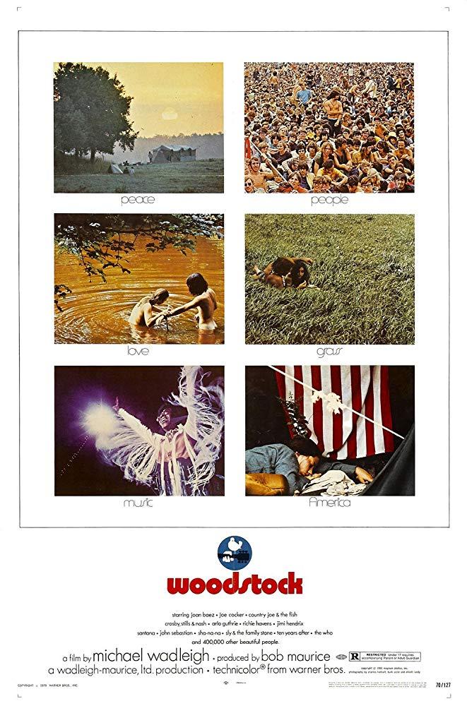 Poster for Woodstock
