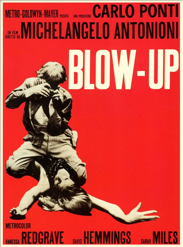 Poster for Blow-Up