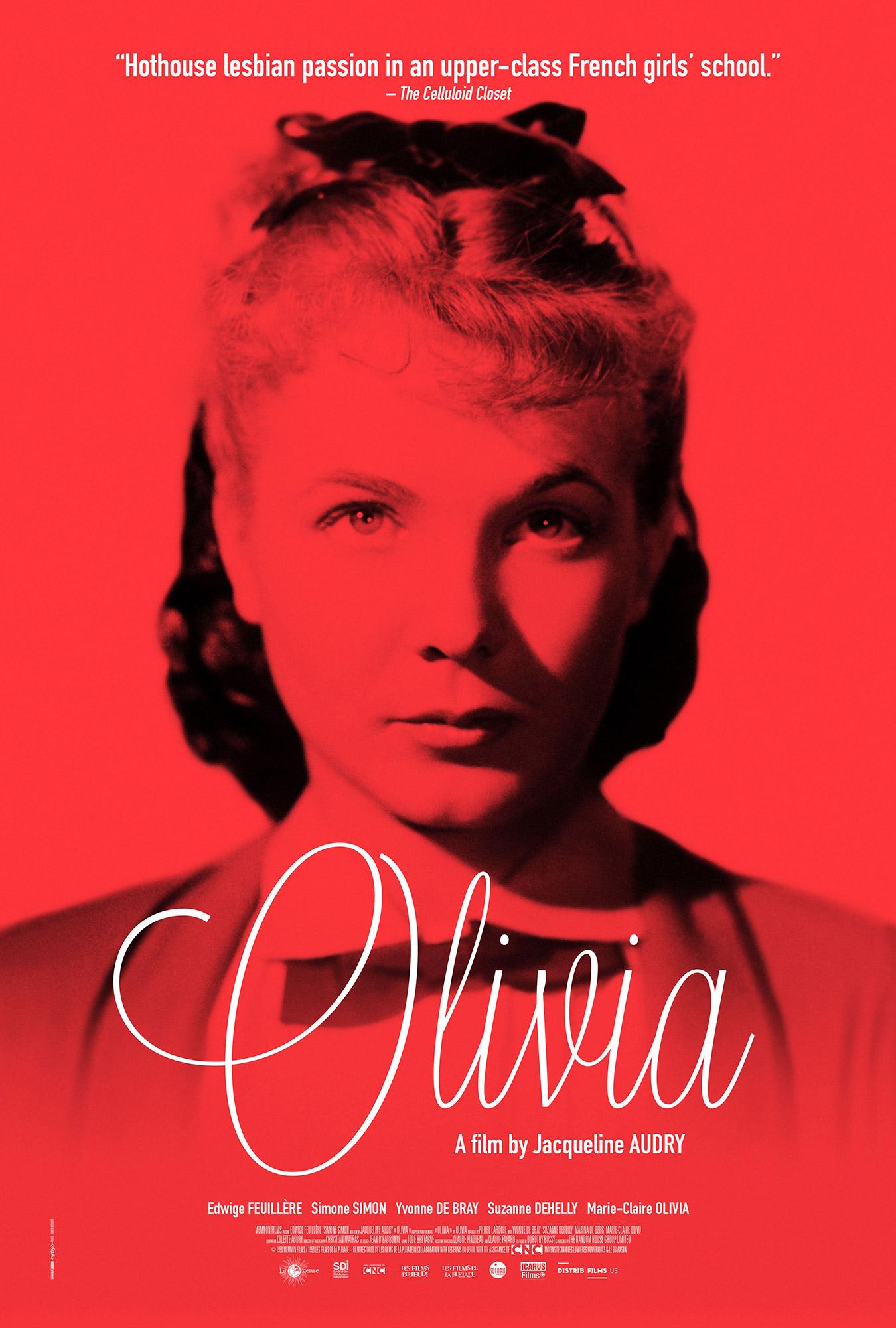 Poster for Olivia