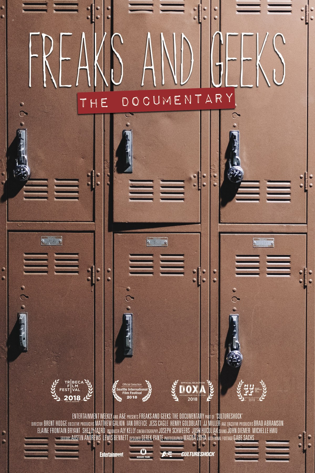 Poster for Freaks and Geeks: The Documentary