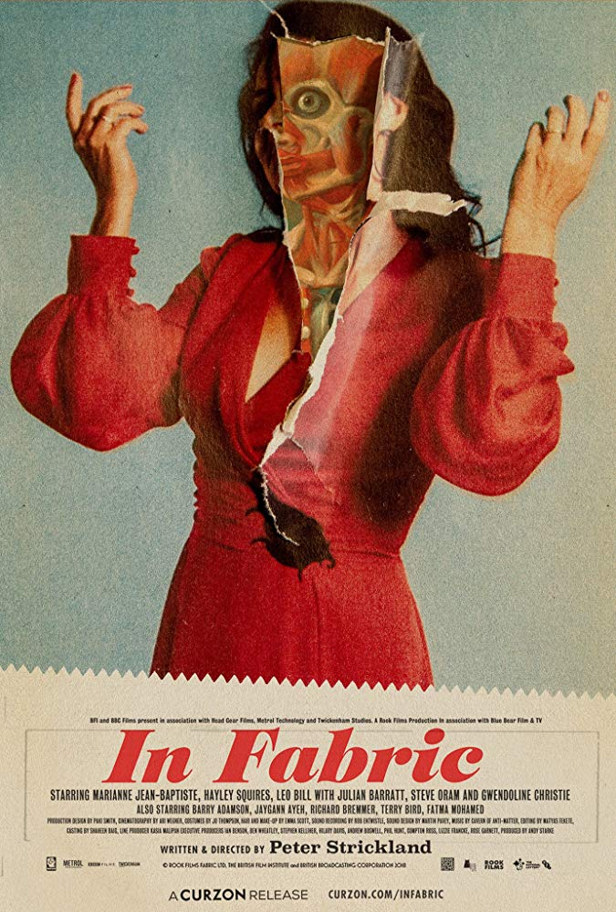 Poster for In Fabric