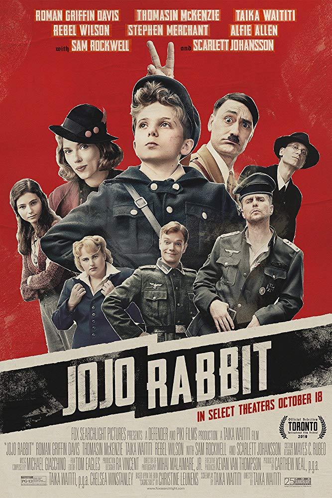Poster for Jojo Rabbit