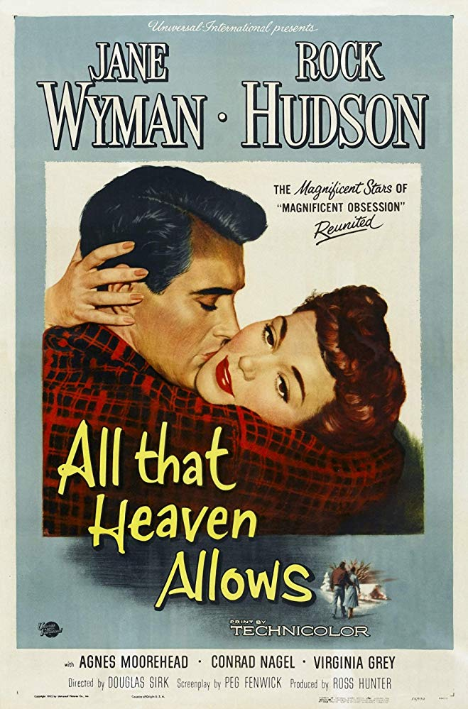 Poster for All That Heaven Allows