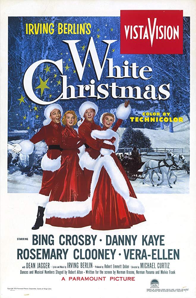 Poster for White Christmas