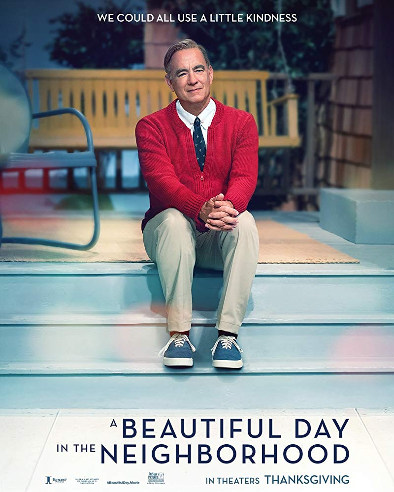 Poster for A Beautiful Day in the Neighborhood