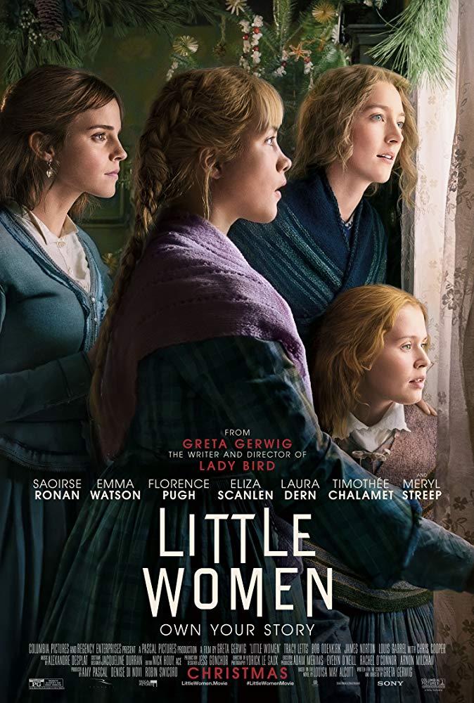 Poster for Little Women (2019 – 35mm)
