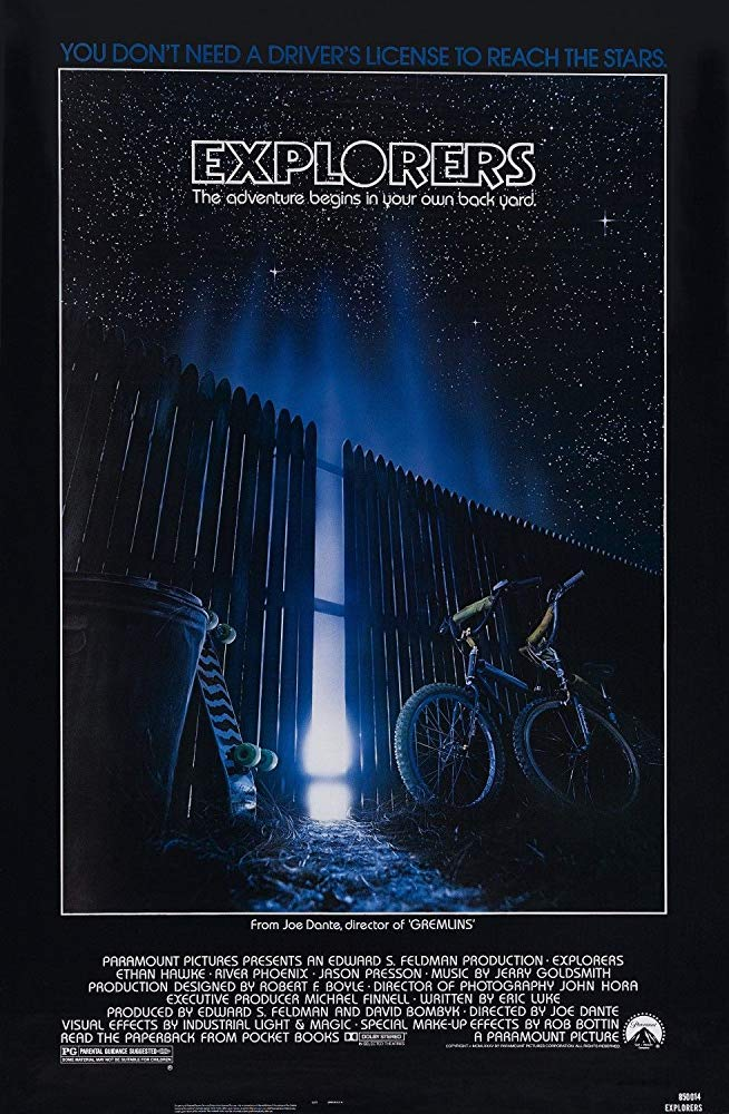 Poster for Explorers