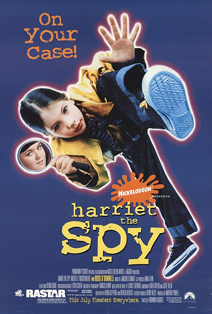 Poster for Harriet the Spy