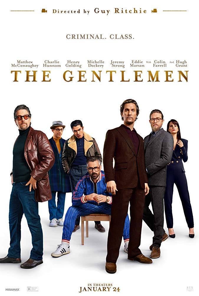 Poster for The Gentlemen
