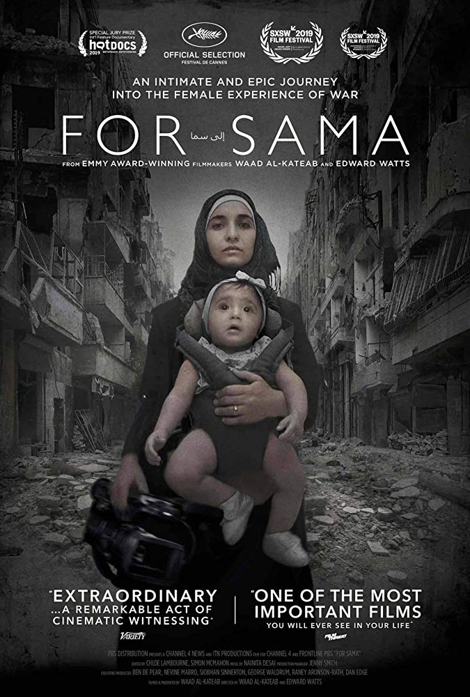 Poster for For Sama