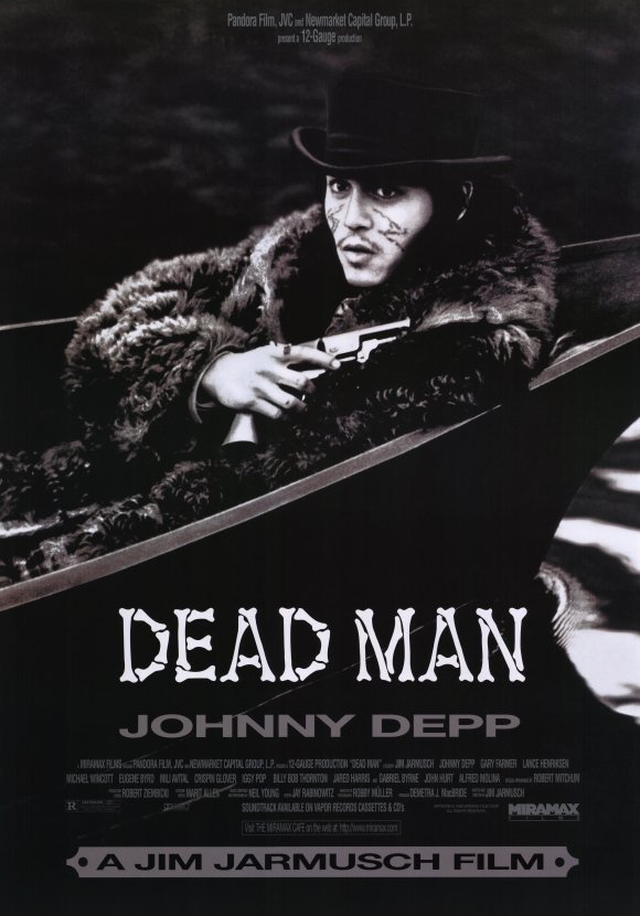 Poster for Dead Man (A Film Feast Presentation)