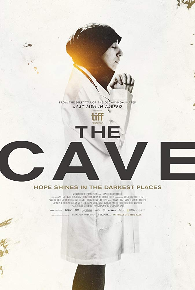 Poster for The Cave