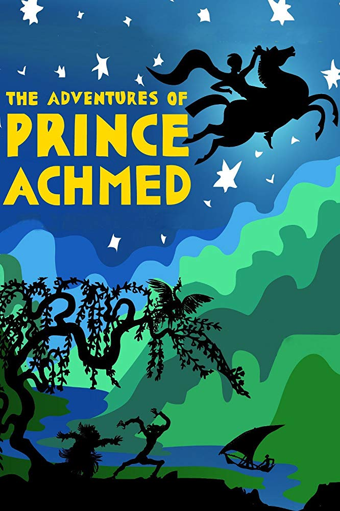 Poster for The Adventures of Prince Achmed