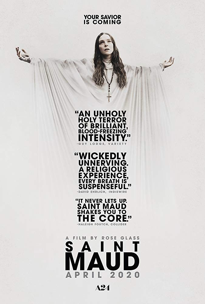 Poster for Saint Maud