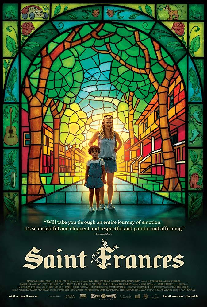 Poster for Saint Frances