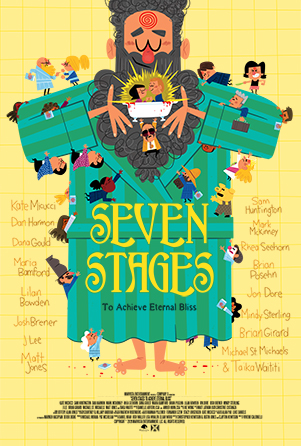 Poster for Seven Stages to Achieve Eternal Bliss