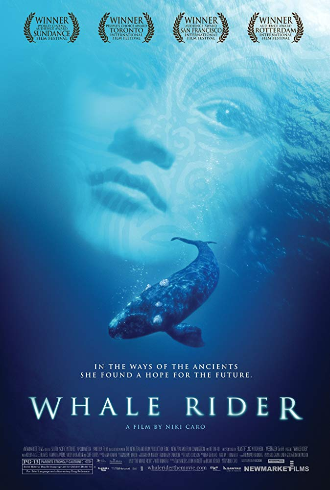 Poster for Whale Rider