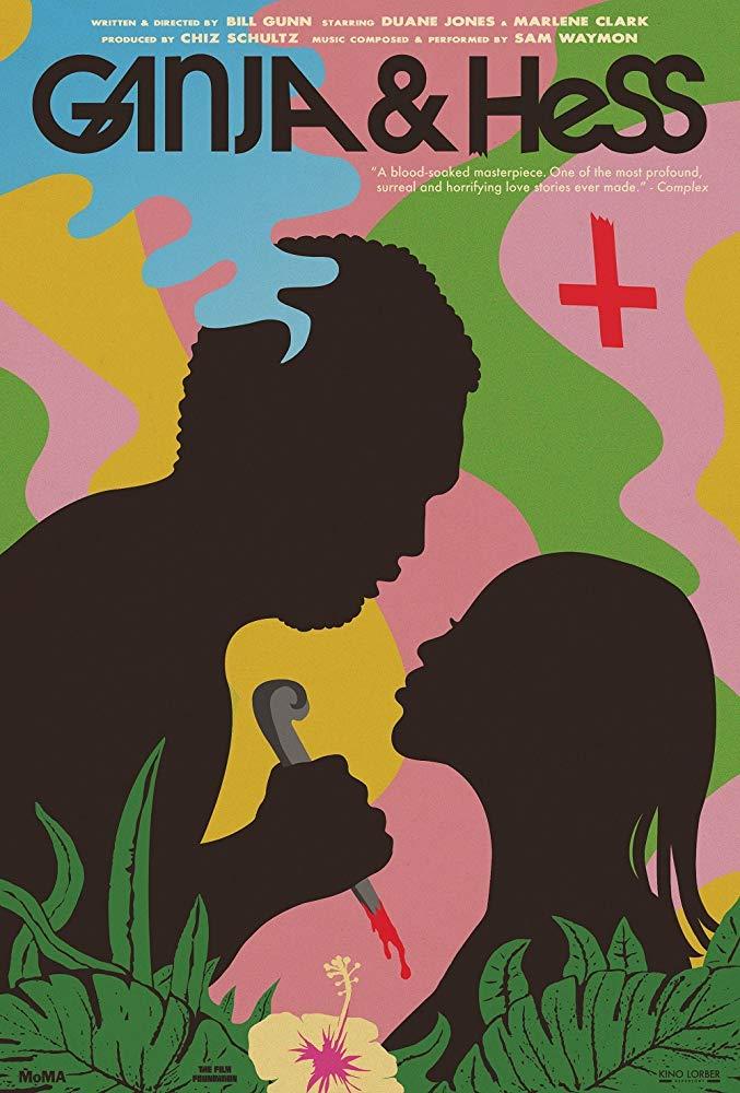 Poster for Ganja & Hess