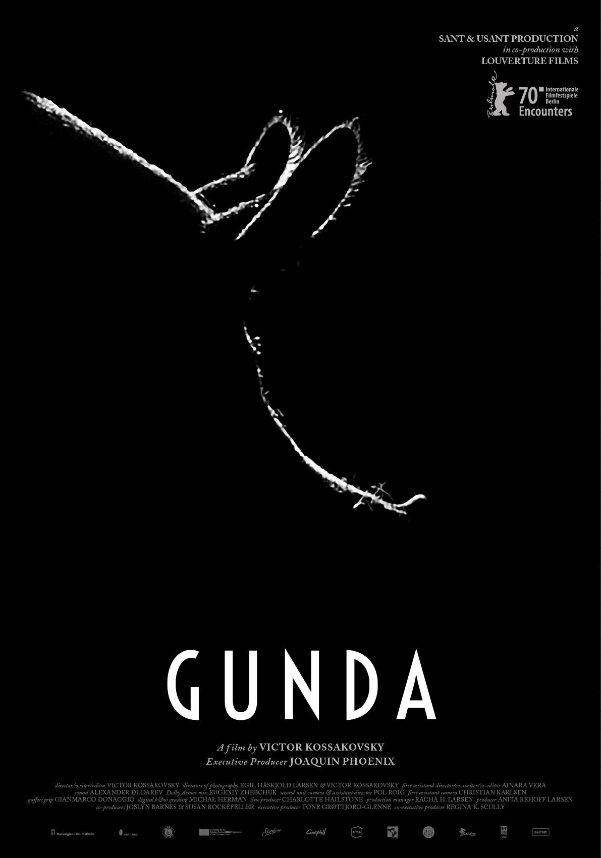 Poster for Gunda