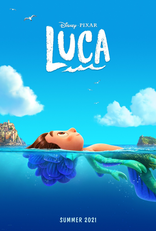 Poster for Luca