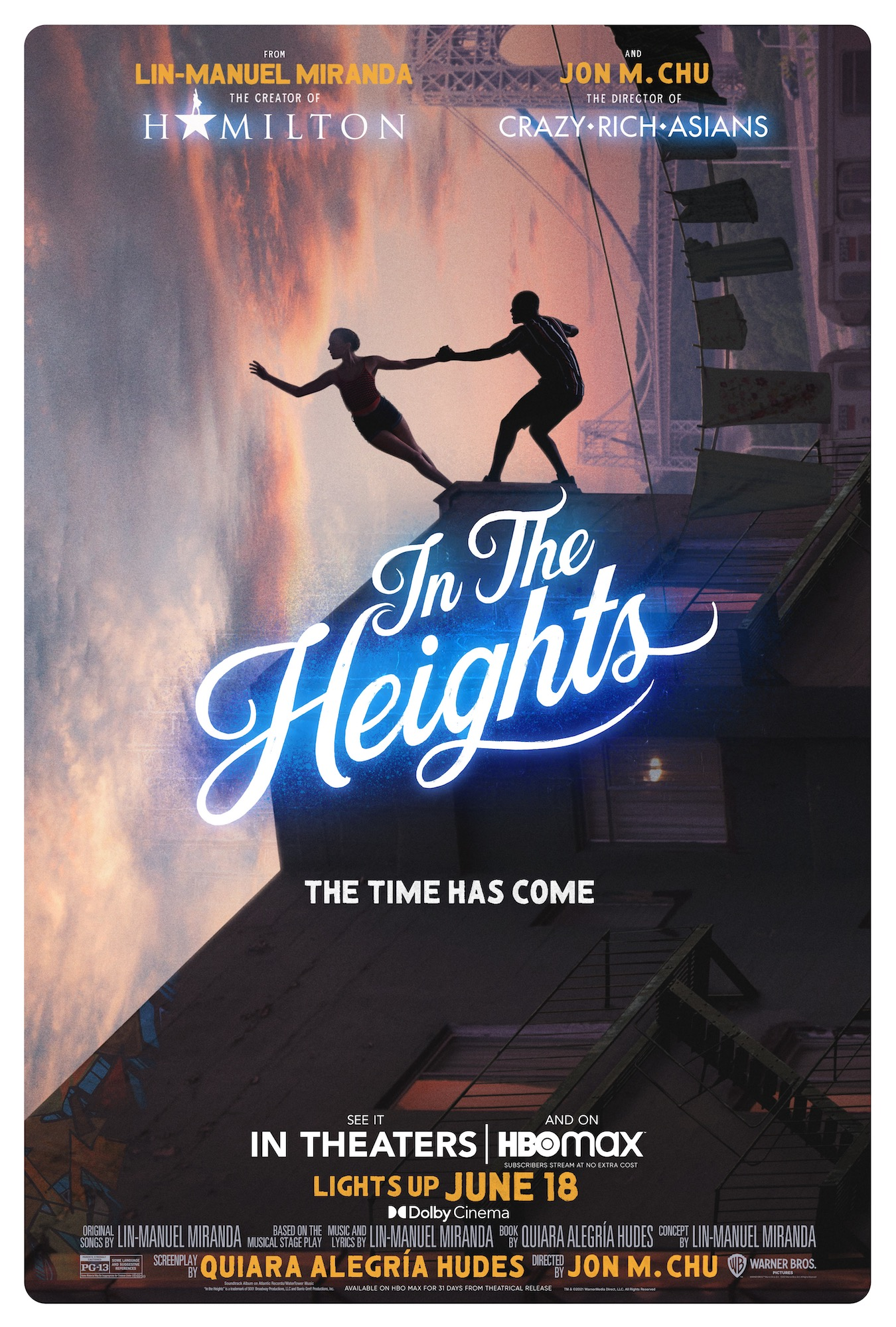 Poster for In The Heights