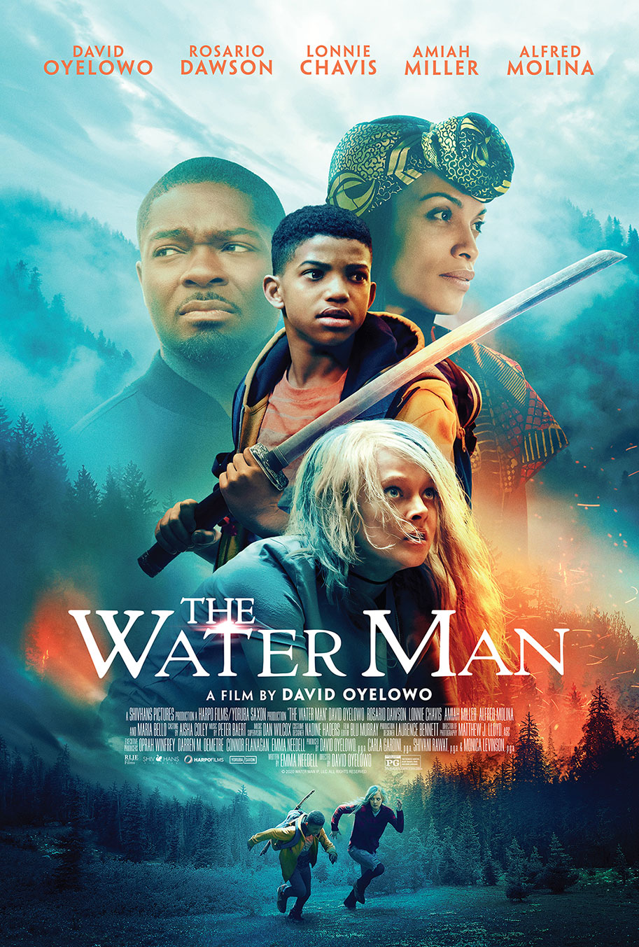 Poster for The Water Man