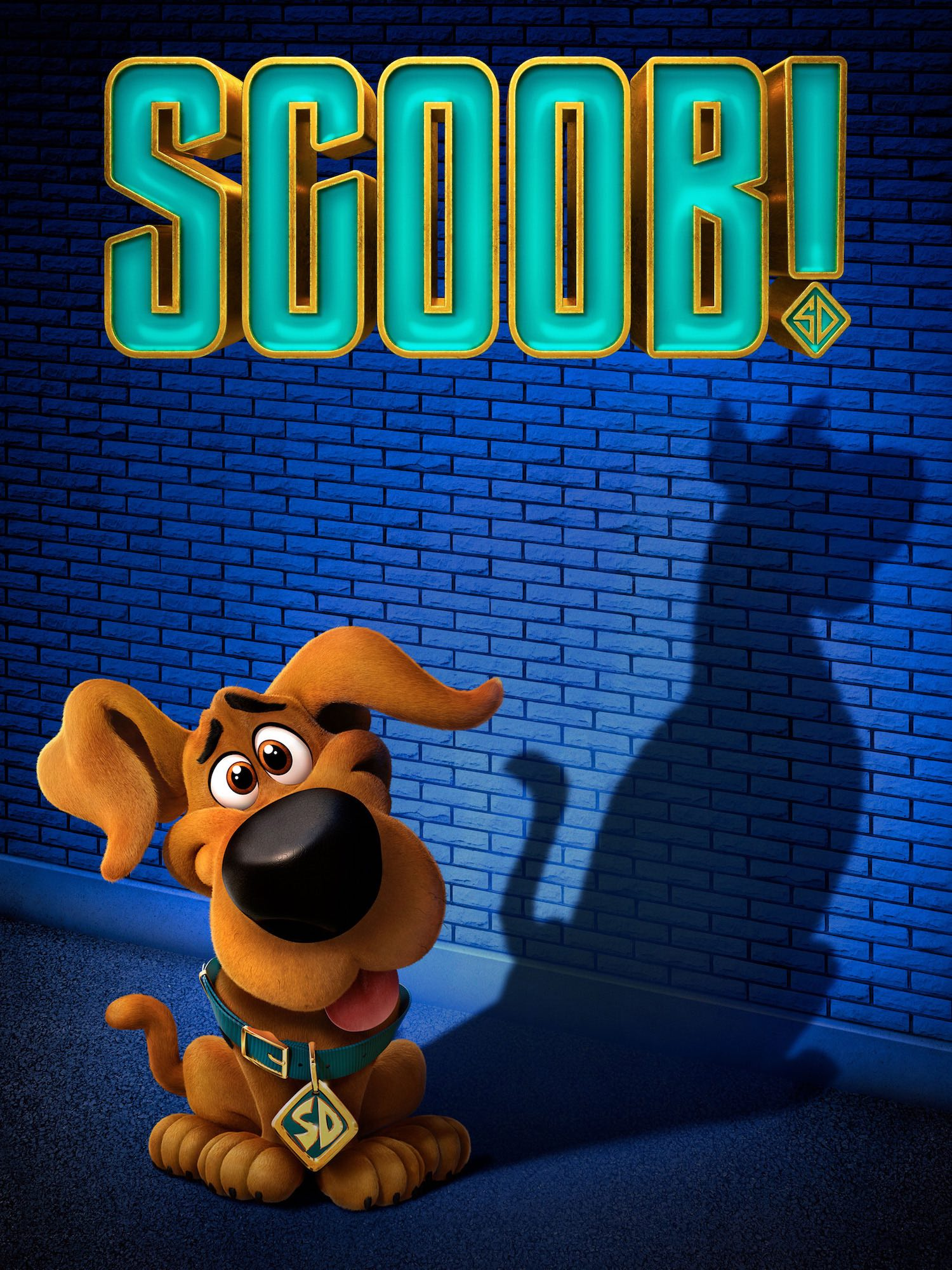 Poster for Scoob!