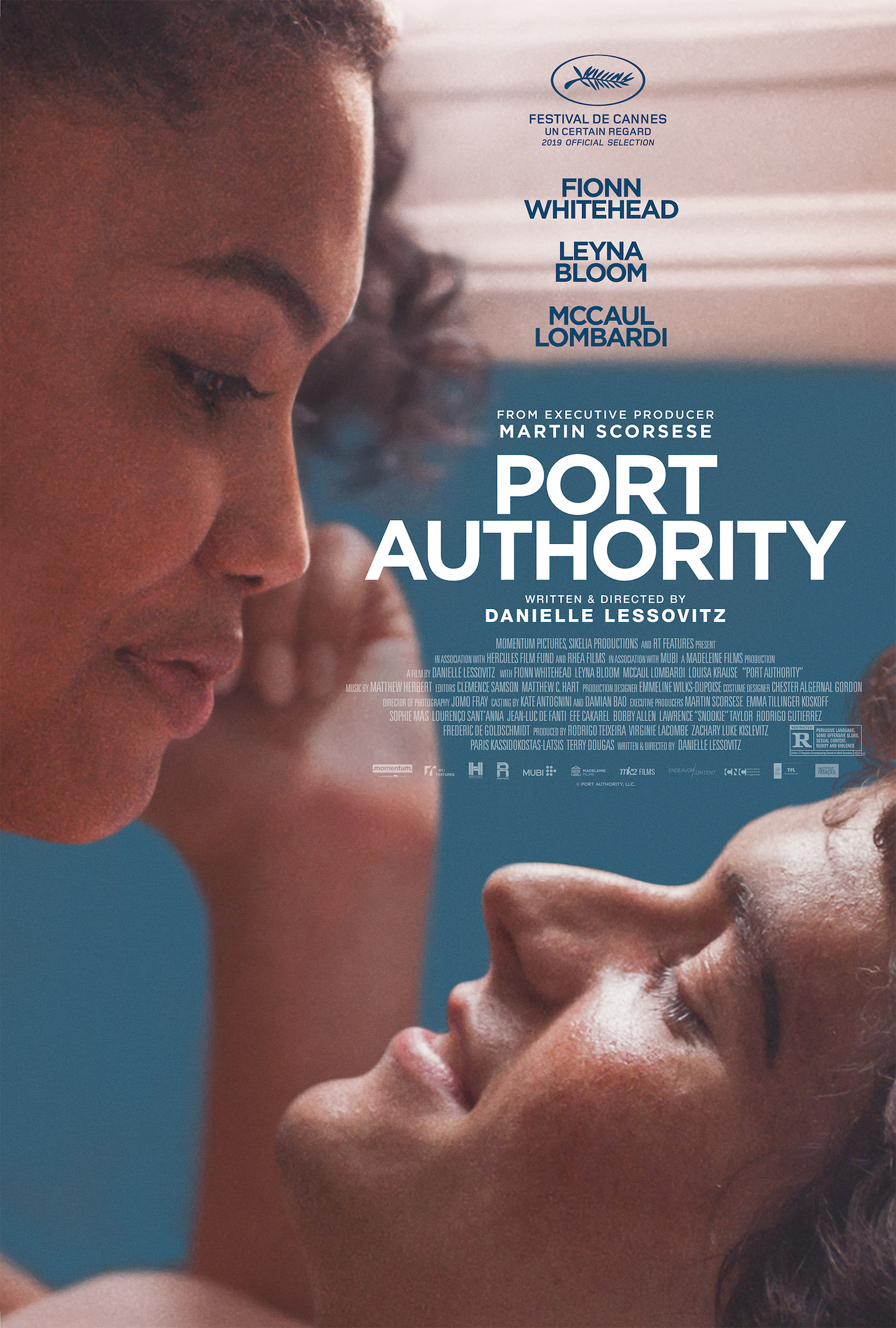 Poster for Port Authority