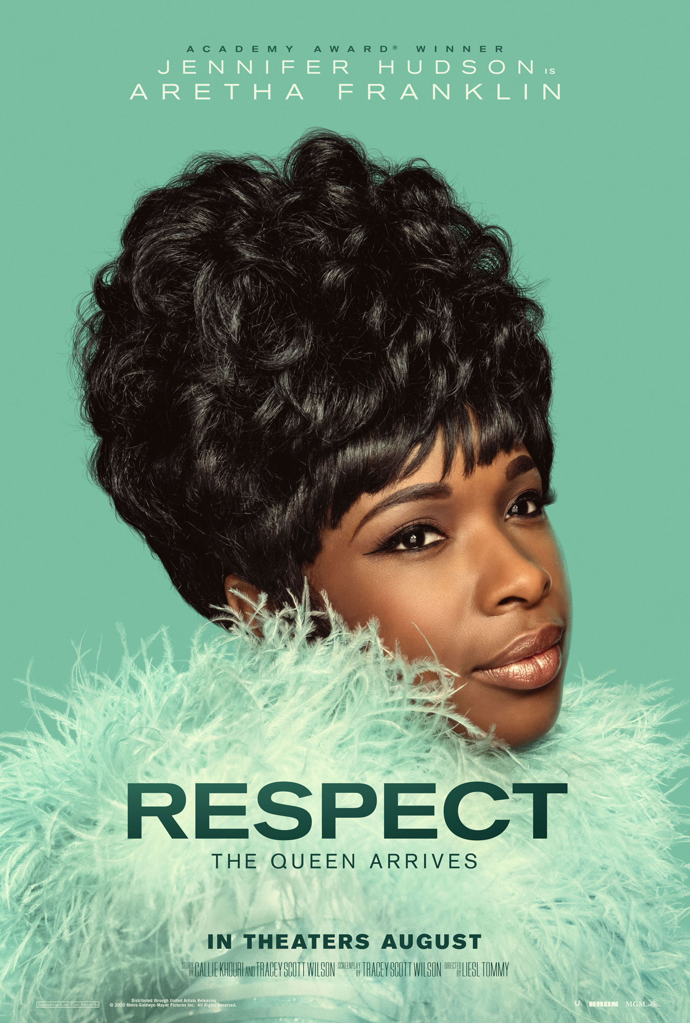 Poster for Respect