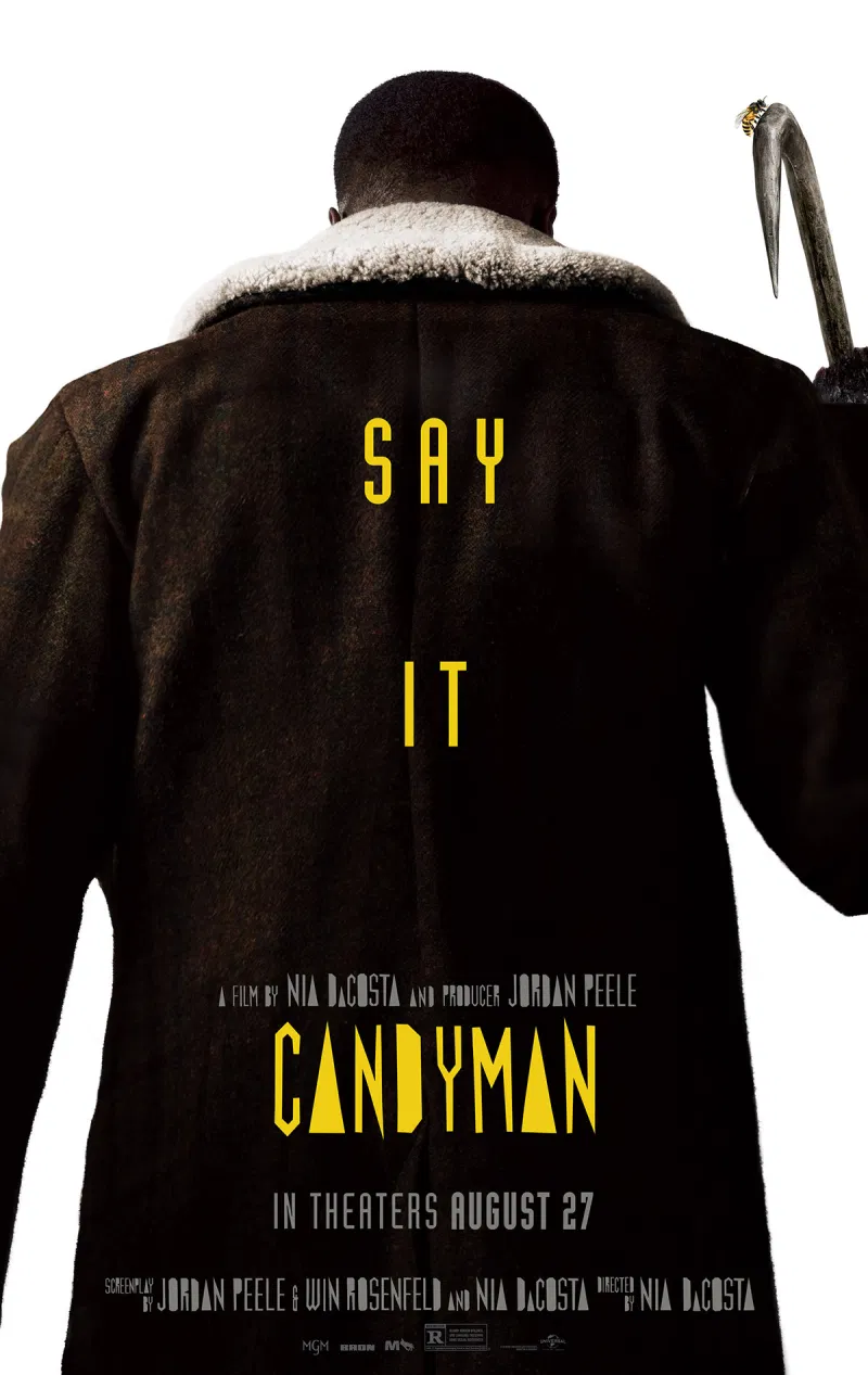 Poster for Candyman (2021)