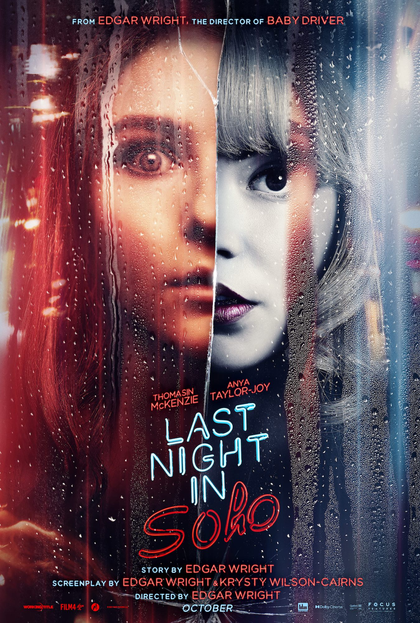 Poster for Last Night in Soho