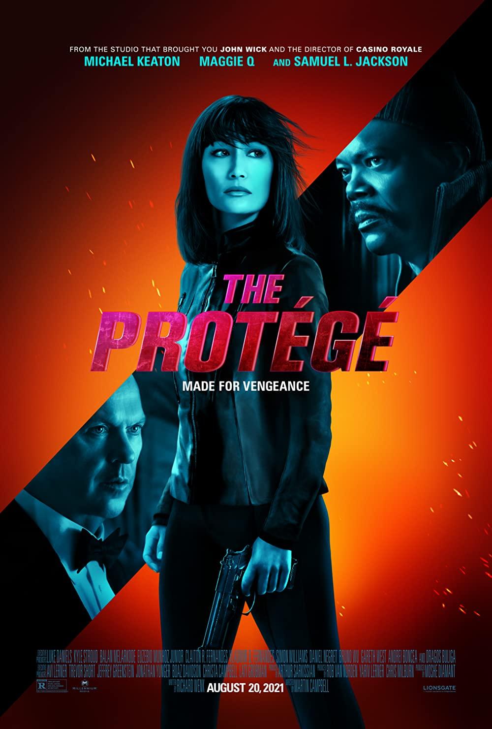 Poster for The Protégé