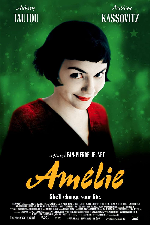 Poster for Amélie