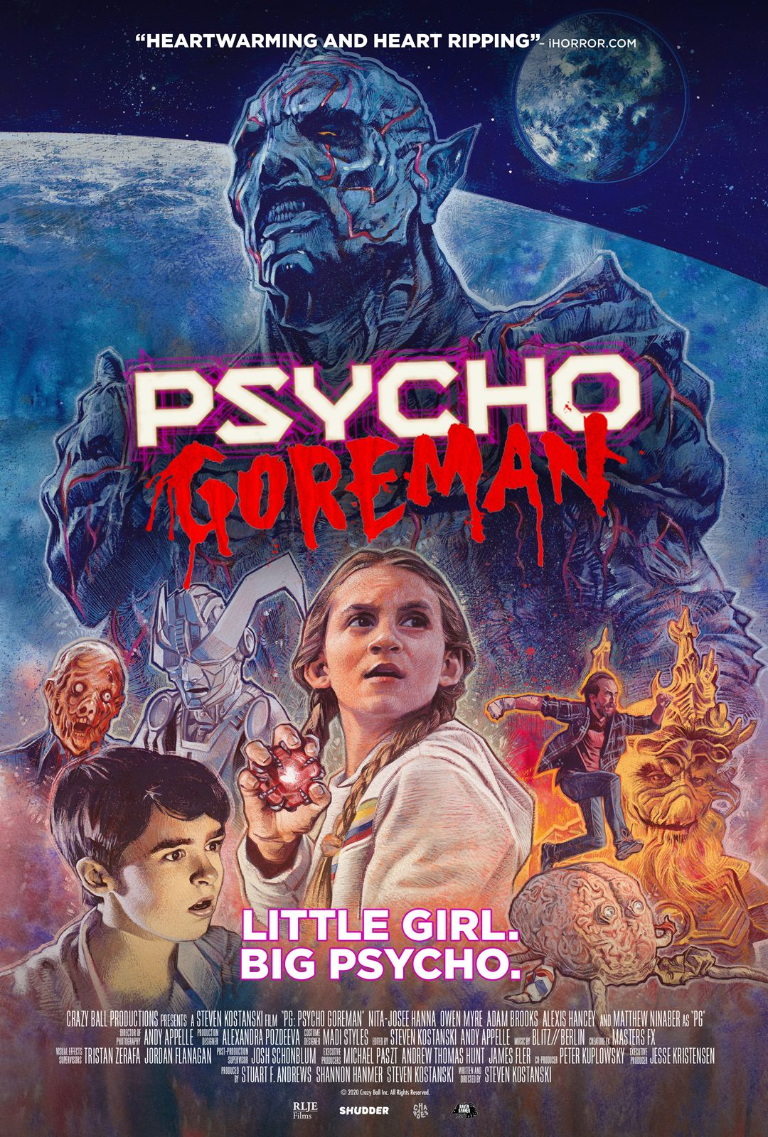 Poster for Psycho Goreman (Introduced by Stuart Wellington)